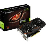 GIGABYTE Video Card GeForce GTX 1060 GDDR5 3GB/192bit, 1506MHz/8008MHz, PCI-E 3.0 x16, HDMI, 2xDVI-D, DP, WINDFORCE 2X Cooler (Double Slot), Backplate, Retail