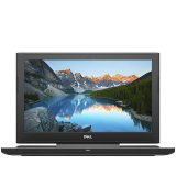 DELL Notebook Inspiron 7577 15.6 FHD (1920x1080), Intel Core i5-7300HQ Quad (6MB Cache,up to 3.5 GHz), 8GB, 1TB, GeForce GTX 1050 4GB, WiFi, BT, Miracast, RJ-45, HD Cam, Mic, 2xUSB 3.1, USB3.1PWS, USB-C, HDMI, CardRead., Fingerprint, Linux, Black, 3Y