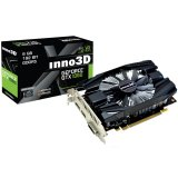 Inno3D Video Card GeForce GTX1060 Compact 6GB GDDR5 192-bit 1506 8Gbps DP+HDMI+DVI 1FAN