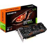 GIGABYTE Video Card GeForce GTX 1070 Ti GAMING GDDR5 8GB/256bit, 1607MHz/8008MHz, PCI-E 3.0 x16, HDMI, DVI-D, 3xDP, WINDFORCE 3X Cooler RGB(Double Slot), Backplate, Retail