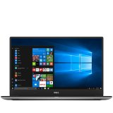 NB DELL XPS 15-9560, 15,6'' 4K(3840x2160) InfinityEdge touch, i7-7700HQ(6M, up to 3.8GHz), 16GB DDR4, 512GB SSD, 4GB NVIDIA GeForce GTX 1050, HDMI, 2xUSB 3.0, Thunderbolt 3, SD Card Reader, Battery(97WHr),TMP, Win 10 Home,Silver, 3Y