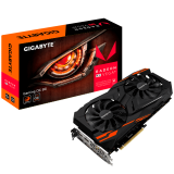 GIGABYTE Video Card AMD Radeon RX VEGA 56 GAMING OC 8G HBM2 8GB/2048bit, 1156MHz/1600MHz, PCI-E 3.0, 3xDP, 3xHDMI, WINDFORCE 2X Cooler (Double Slot), Backplate, Retail