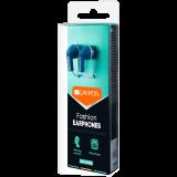 Blue Canyon fashion earphones