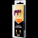 Purple Canyon fashion earphones