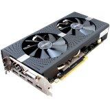 SAPPHIRE Video Card AMD Radeon NITRO+ RX 580 4G GDDR5 DUAL HDMI / DVI-D / DUAL DP OC W/BP (UEFI)
