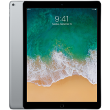 Apple iPad Pro 12.9-inch Wi-Fi 32GB Space Gray (Retina Display, LED‑backlit Multi‑Touch display, 2732-by-2048 resolution at 264 (ppi), A9 chip, Apple iOS 10, FaceTime HD 1.2MP, iSight 8MP, BT)