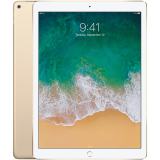 Apple iPad Pro 12.9-inch Wi-Fi 128GB Gold (Retina Display, LED‑backlit Multi‑Touch display, 2732-by-2048 resolution at 264 (ppi), A9 chip, Apple iOS 10, FaceTime HD 1.2MP, iSight 8MP, BT)