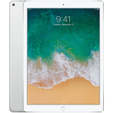 Apple iPad Pro 12.9-inch Wi-Fi 128GB Silver (Retina Display, LED‑backlit Multi‑Touch display, 2732-by-2048 resolution at 264 (ppi), A9 chip, Apple iOS 10, FaceTime HD 1.2MP, iSight 8MP, BT)