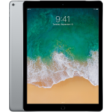 Apple iPad Pro 12.9-inch Cellular 128GB Space Gray (Retina Display, LED‑backlit Multi‑Touch display, 2732-by-2048 resolution at 264 (ppi), A9 chip, Apple iOS 10, FaceTime HD 1.2MP, iSight 8MP, BT, LTE)