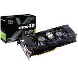Inno3D Video Card GeForce GTX 1070 Ti X2 V2(1607Mhz/8.0Gbps) / 8GB GDDR5 / 256-bit / Dual DVI + DP + HDMI / VA10C / GP104F8521