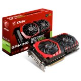 MSI Video Card GeForce GTX 1080 Ti GAMING GDDR5X 11GB/352bit, 1493MHz/11016MHz, PCI-E 3.0 x16, 2xDP, 2xHDMI, DVI-D, Twin Frozr VI Cooler LED(Double Slot), Backplate, Retail