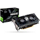 Inno3D Video Card GeForce GTX 1070 TWIN X2 V4 (1506Mhz / 8.0Gbps) / 8GB GDDR5 / 256-bit / Dual DVI + DP + HDMI / VA10C / GP104F8521