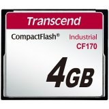 Transcend 4GB CF CARD (CF170) industrial