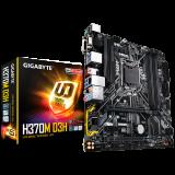GIGABYTE Main Board Desktop H370M D3H