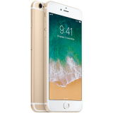 Apple iPhone 6s Plus 64GB Gold (5.5-inch, Retina HD display, Optical image stabilization, Taptic Engine, 1920x1080 at 401 ppi, 3D Touch, A9/M9 chip, iOS 9, 12MP iSight)