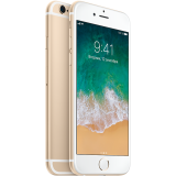 Apple iPhone 6s 16GB Gold (4.7-inch, Retina HD display, LED‑backlit next generation, IPS, Taptic Engine, 1334x750 at 326 ppi, 3D Touch, A9/M9 chip, Apple iOS 9, 12MP iSight, LTE)