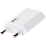 AKYGA AK-CH-03 Wall adapter with USB 1A, White