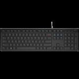 Dell Keyboard KB216, White UK (QWERTY), HR press