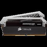 Corsair DDR4, 3200MHz 16GB 2 x 288 DIMM, Unbuffered, 16-18-18-36, DOMINATOR Platinum, 1.35V, XMP 2.0