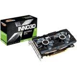 INNO3D GeForce RTX 1660 Ti Twin X2 6GB GDDR6 192-bit 1770 GHz, 14Gbps, 3xDP+HDMI