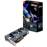 SAPPHIRE Video Card AMD Radeon NITRO+  RX 580 4G GDDR5 DUAL HDMI / DVI-D / DUAL DP W/BP (UEFI)