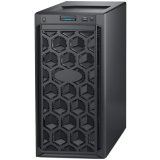 DELL EMC PowerEdge T140 4x3.5in, Intel Xeon E-2124 3.3GHz, 8M cache, 4C/4T, turbo (71W), 8GB 2666MT/s DDR4, 2x 1TB 7.2K RPM SATA 6Gbps 3.5in, PERC H330 RAID, DVD+/-RW, TPM 1.2, On-Board LOM, iDrac9 Basic, 40M Channel Warrany NBD