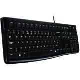 LOGITECH Corded Keyboard K120 - EER - Slovenian layout