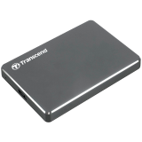 Transcend 2TB StoreJet 2.5' C3N, Portable HDD USB 3.1 Gen 1 USB Type-A alu super slim, EAN: 0760557837619