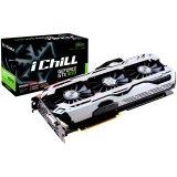 Inno3D Video Card GeForce GTX 1070 iChill X4 8GB GDDR5 256-bit 1620 8.2Gbps DVI+3xDP+HDMI HerculeZ X4