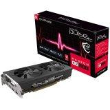SAPPHIRE Video Card AMD Radeon PULSE RX 580 4G GDDR5 DUAL HDMI / DVI-D / DUAL DP OC W/BP (UEFI)
