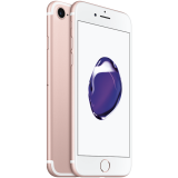 Apple iPhone 7 32GB Rose Gold (4.7-inch, Retina HD display, Multi-Touch display with IPS technology, 1334x750 at 326 ppi, EarPods, 3D Touch, A10/M10 chip, Apple iOS 10, 12MP iSight, FaceTime HD Camera 7MP, LTE) Splash, Water and Dust Resistant