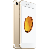 Apple iPhone 7 32GB Gold (4.7-inch, Retina HD display, Multi-Touch display with IPS technology, 1334x750 at 326 ppi, EarPods, 3D Touch, A10/M10 chip, Apple iOS 10, 12MP iSight, FaceTime HD Camera 7MP, LTE) Splash, Water and Dust Resistant