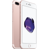 Apple iPhone 7 Plus 128GB Rose Gold (5.5-inch Retina HD display, Multi-Touch display with IPS technology, 1920-by-1080 at401ppi, A10/M10 chip, Apple iOS 10, 12MP wide-angle and telephoto cameras with Optical zoom at 2x and digital zoom up to 10x)