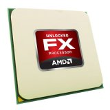 AMD CPU Desktop FX-Series X4 4350 (4.2/4.3GHz Turbo,12MB,125W,AM3+) box