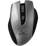 Wireless Rechargeable Mouse, innovative solution for comfort usage, requires no batteries, the ability to charge from the USB port and from the usual outlets, up to 14 days on a single charge, sensor resolution 800/1200/1600 DPI, soft touch coating