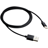 Type C USB Standard cable, 1M, Black
