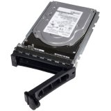 DELL EMC 600GB 10K RPM SAS 12Gbps 512n 2.5in Hot-plug Hard Drive, 3.5in HYB CARR, for PowerEdge R340, R440, R540, R640,R740,R940,R740XD, 14G