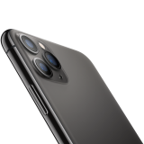 Apple iPhone 11 Pro 256GB Space Gray (5.8-inch, Super Retina XDR display, all-screen OLED Multi-Touch display, HDR display, 2436‑by‑1125-pixel resolution at 458 ppi, IP68, A13 Bionic chip, Triple 12MP/12MP, Face ID, iOS 13)