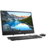 DELL AIO Inspiron 22-3277, 21,5''FHD NT (1920x1080) AG, Pentium 4415U (2MB, up to 2.3 GHz), 4GB DDR4, 1TB (5400), Intel HD Graphics, Dell KB216 Keyb and Mous (US int), Ubunt Linux, 16.04, Black, 3Y