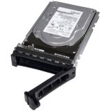 Dell 300 GB 15K RPM SAS 2.5in Hot-plug Hard Drive, 3.5in HYB CARR, CusKit