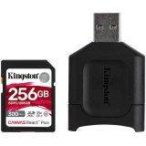 Kingston 256GB SDXC React Plus with Reader EAN: 740617302974