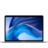 Apple MacBook Air (Retina 13-inch 2020) 1.1GHz dual-core Intel Core i3, Turbo Boost up to 3.2GHz, 256GB PCIe-based SSD, 8GB of 3733MHz LPDDR4X onboard memory, Intel Iris Plus Graphics - Space Grey - CRO KB