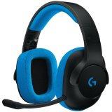 LOGITECH Gaming Headset G233 Prodigy Wired 3.5mm - EMEA - BLACK/CYAN