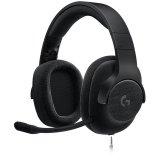LOGITECH Gaming Headset G433 7.1 Surround 3.5mm - EMEA - TRIPLE BLACK