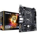 GIGABYTE Main Board Desktop H310 (S1151, 2xDDR4, HDMI, VGA, 1xPCIex16, 2xPCIex1, ALC887, Realtek 8118 Gaming LAN, 4xSATA III, M.2, USB 3.1, USB 2.0) mATX retail