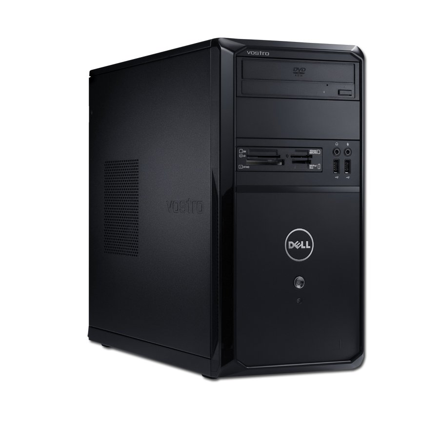 pc de bureau dell vostro 260 dual core 8 go. Black Bedroom Furniture Sets. Home Design Ideas