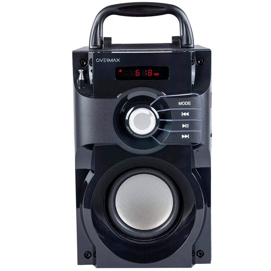 65e11f55a0b 1 rechargeable battery included: 1800mAh (built in), Bluetooth 2.1+ EDR,  MP3, Micro SD, FM Radio,Band 80 ~ 20000 Hz, Main speakers: 2 x 2  ''tweeter,built in ...